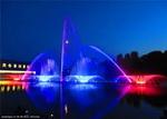 Europe's largest fountain will be opened in Vinnitsa